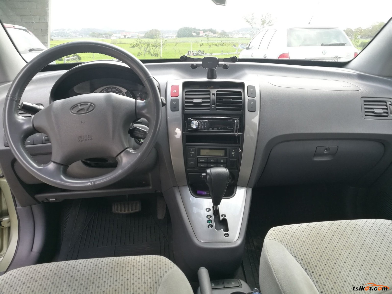 Hyundai Tucson 2005 - 8
