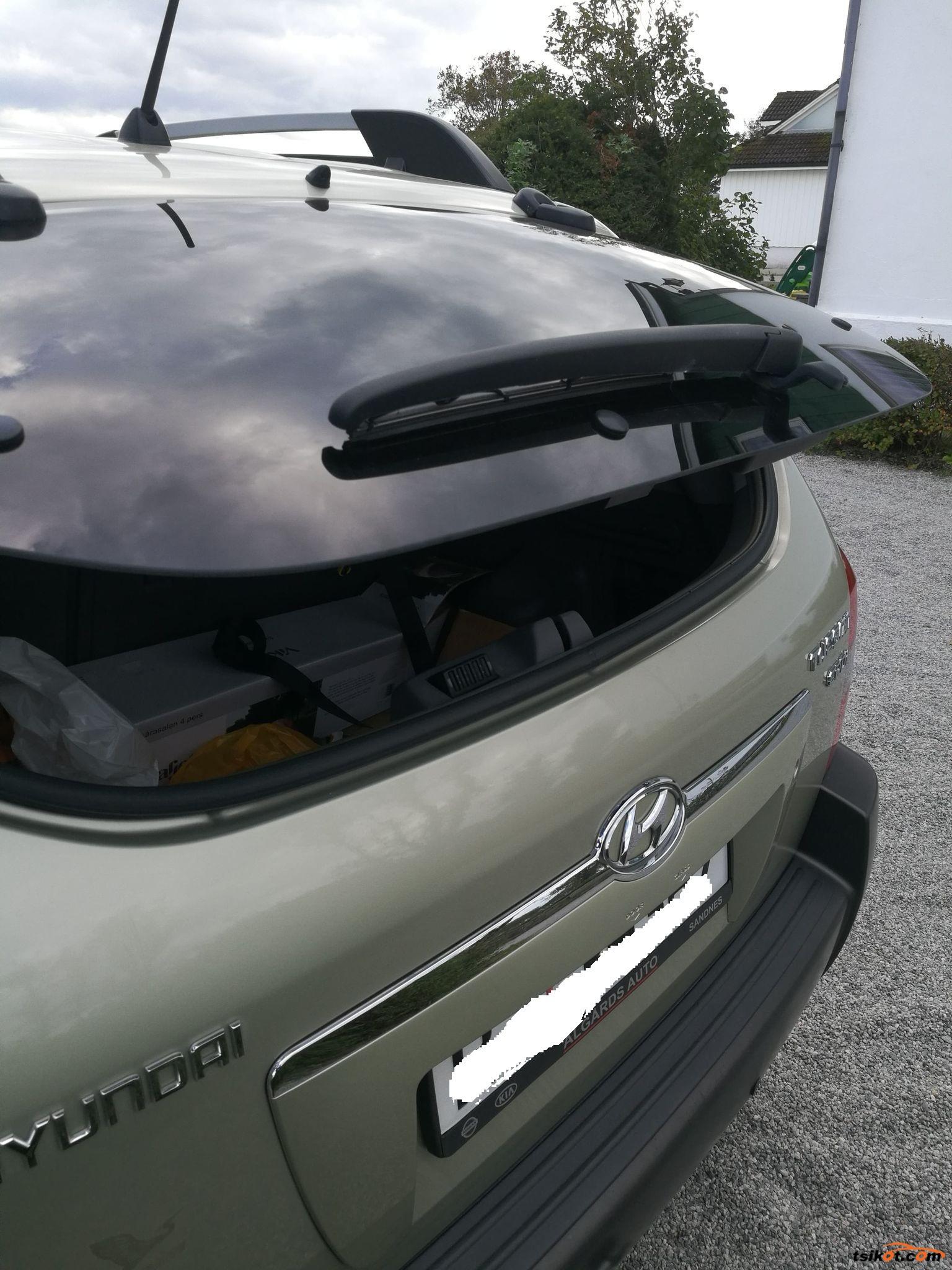 Hyundai Tucson 2005 - 9