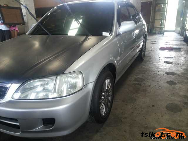 Honda City 2003 - 1