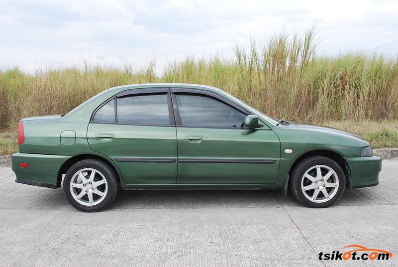 Mitsubishi Lancer 2002 - 2