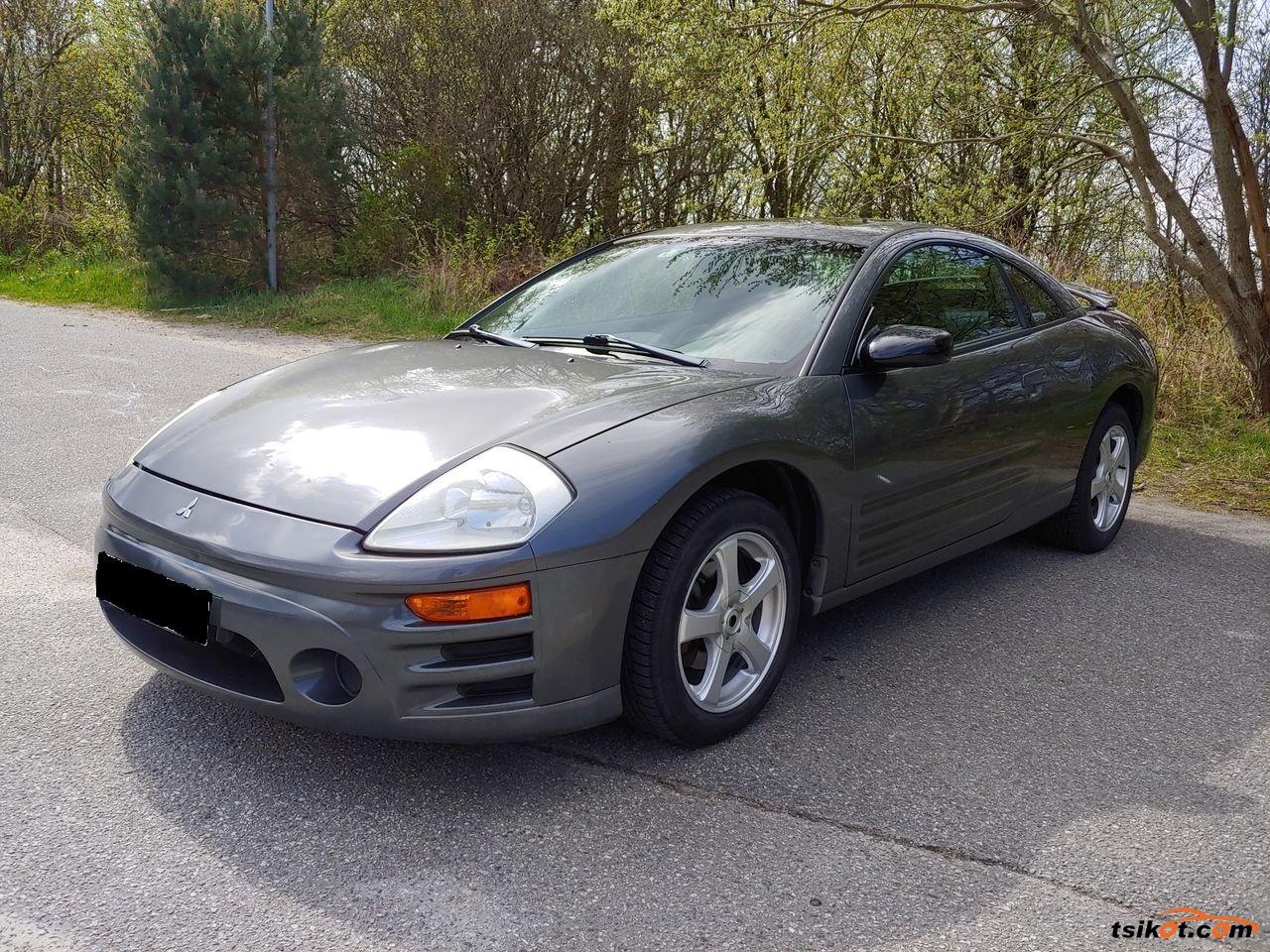 Mitsubishi Eclipse 2003 - 1
