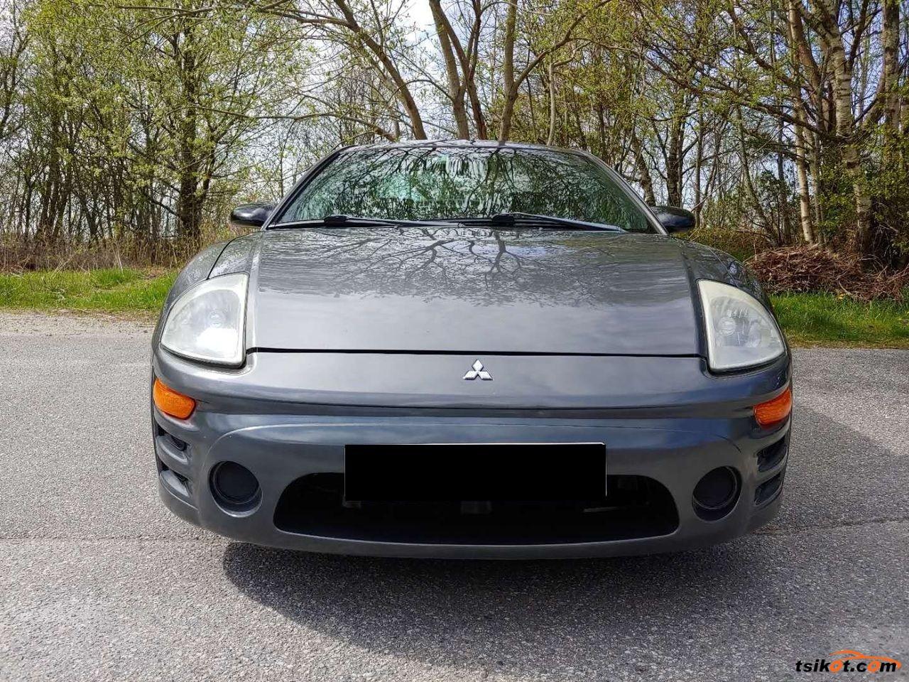 Mitsubishi Eclipse 2003 - 2