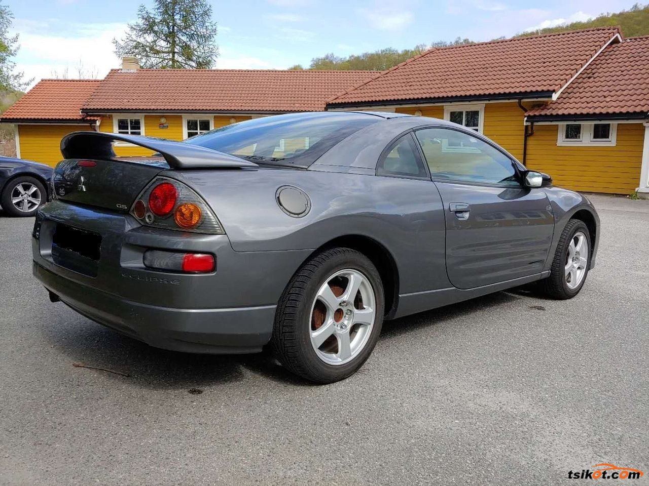 Mitsubishi Eclipse 2003 - 4