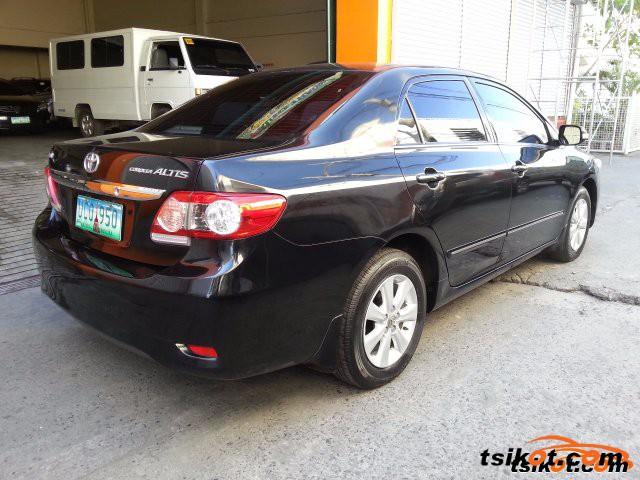 Toyota Corolla 2013 - 6