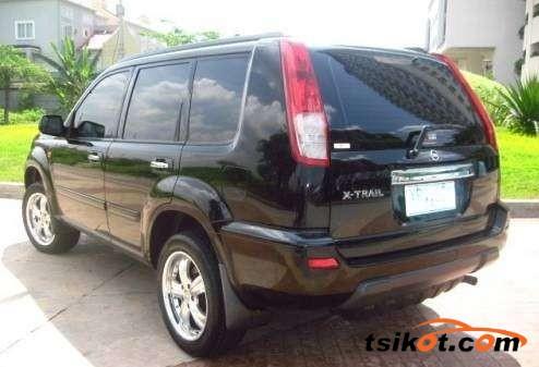 Nissan X-Trail 2006 - 2