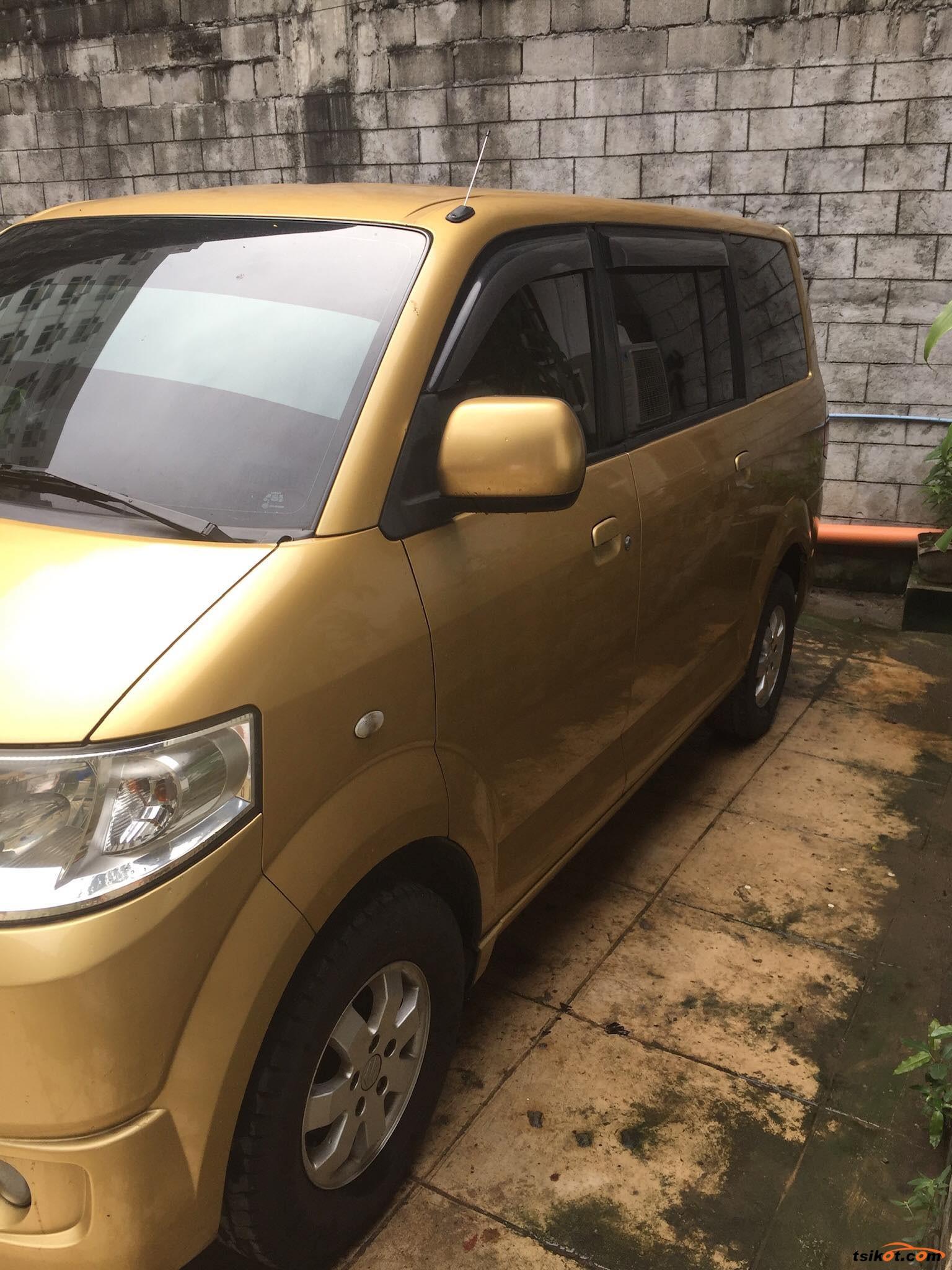 Suzuki Apv 2009 - 3