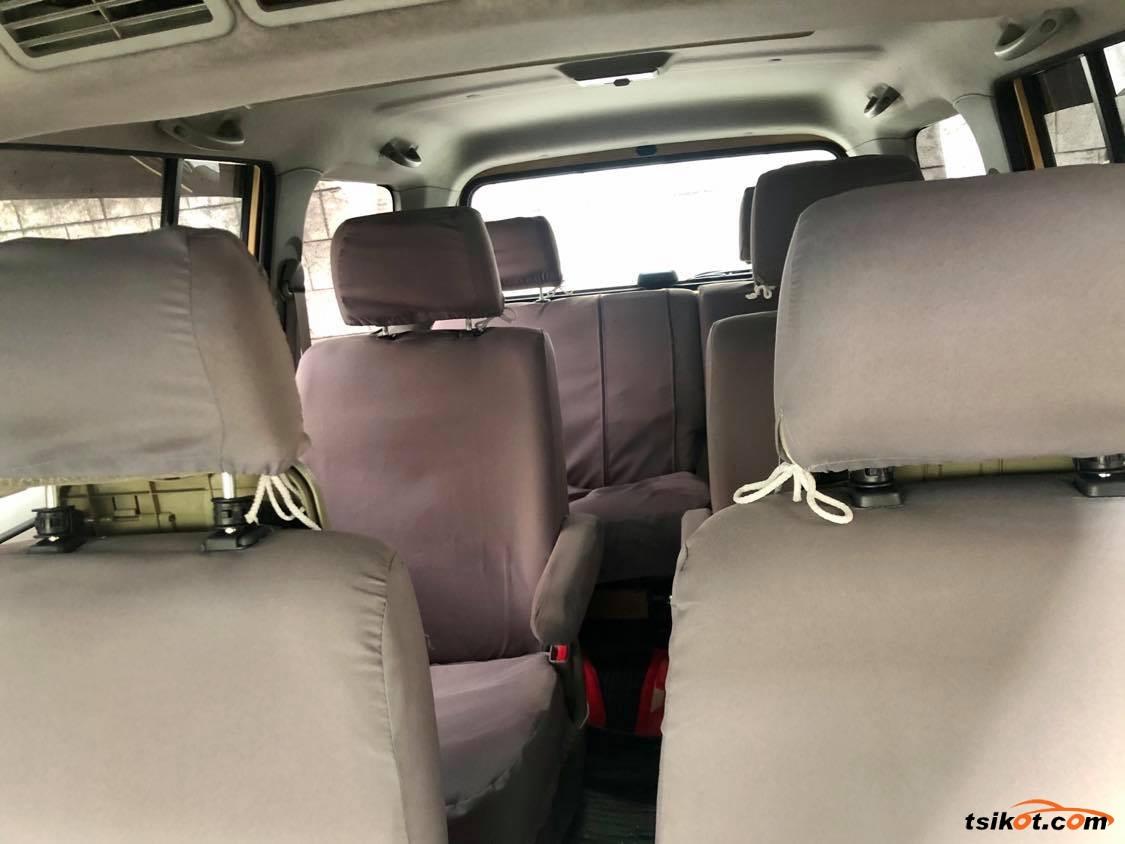 Suzuki Apv 2009 - 7