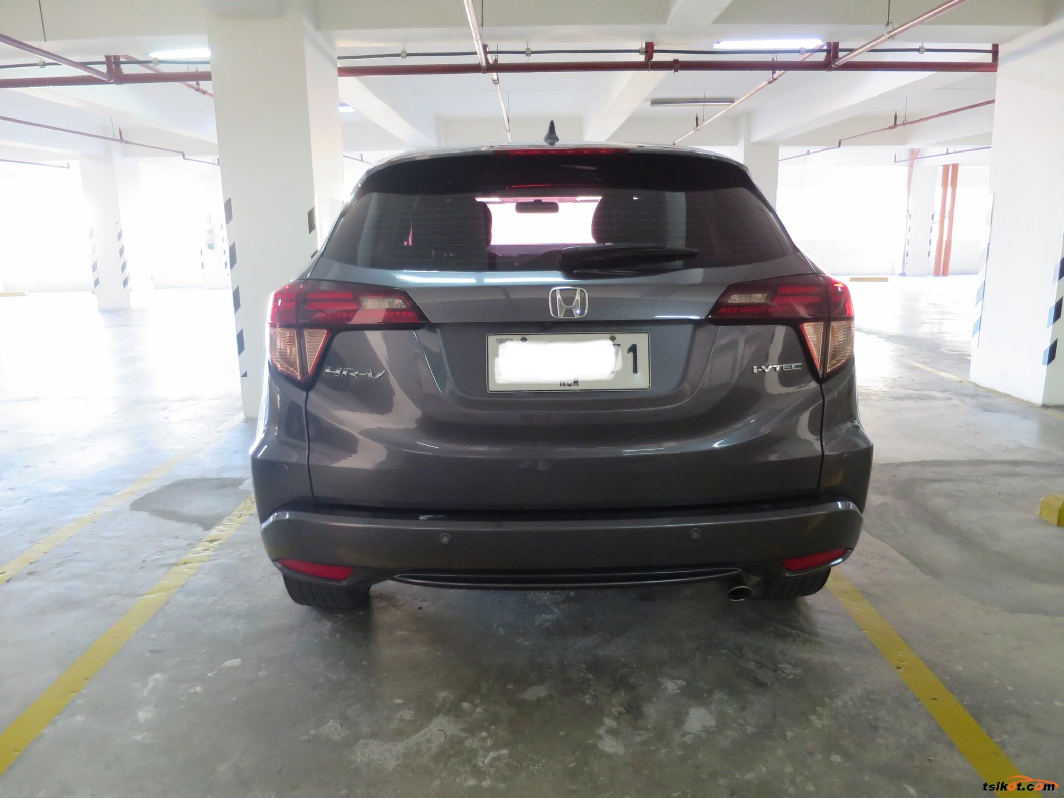 Honda Hr-V 2015 - 2