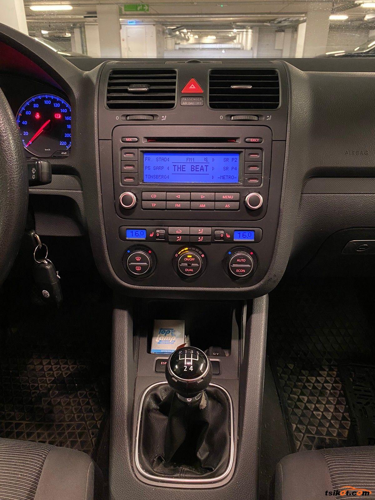 Volkswagen Golf 2006 - 3