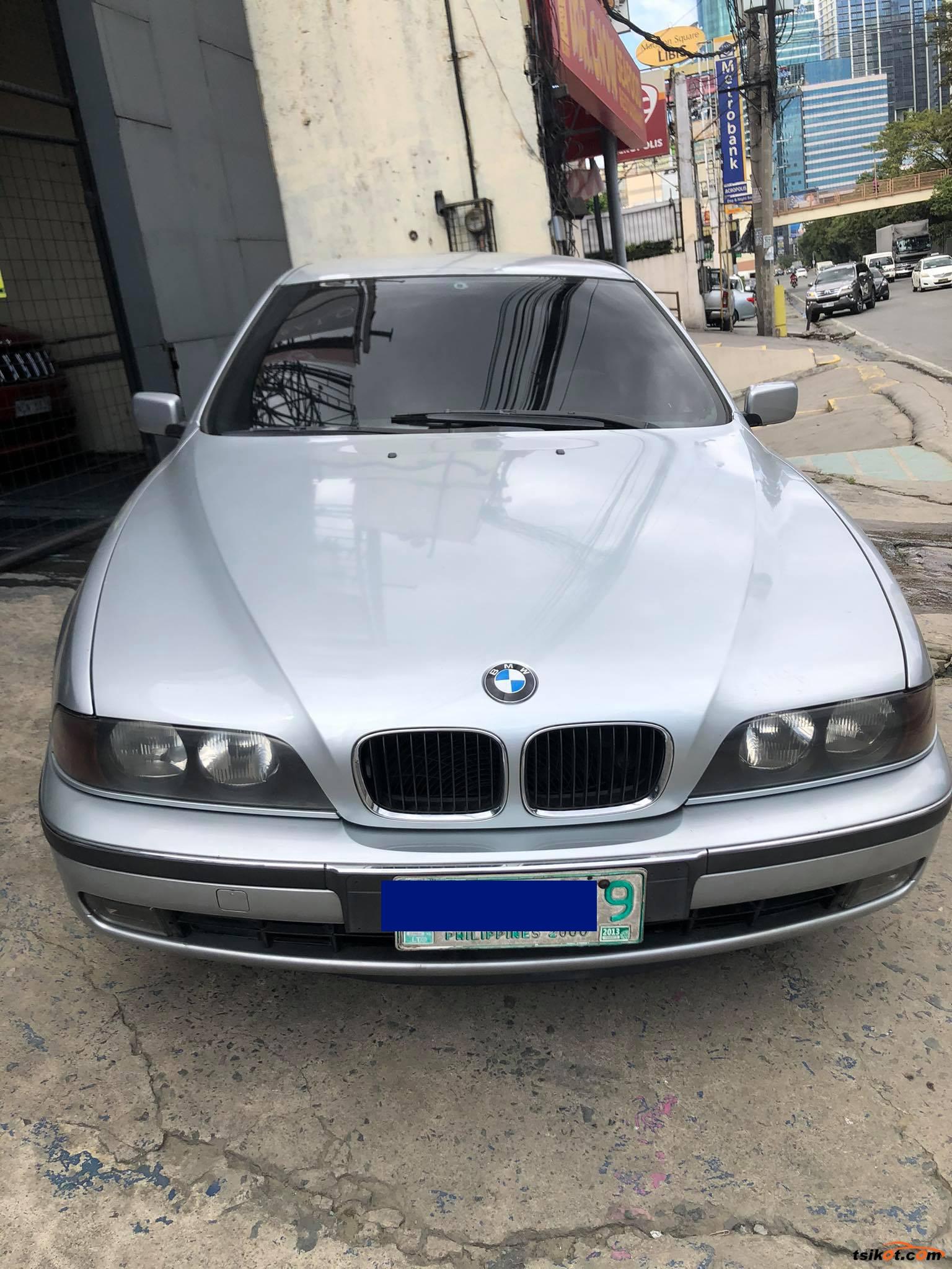 Bmw 523I 1996 - 1