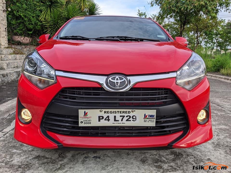 Toyota Wigo 2018 - 10