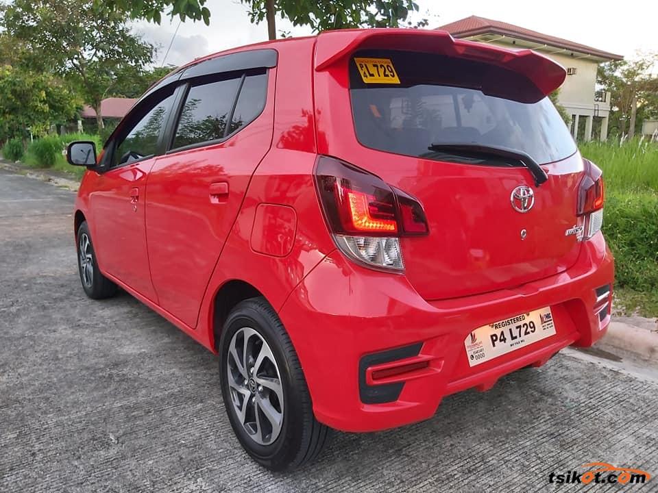 Toyota Wigo 2018 - 3