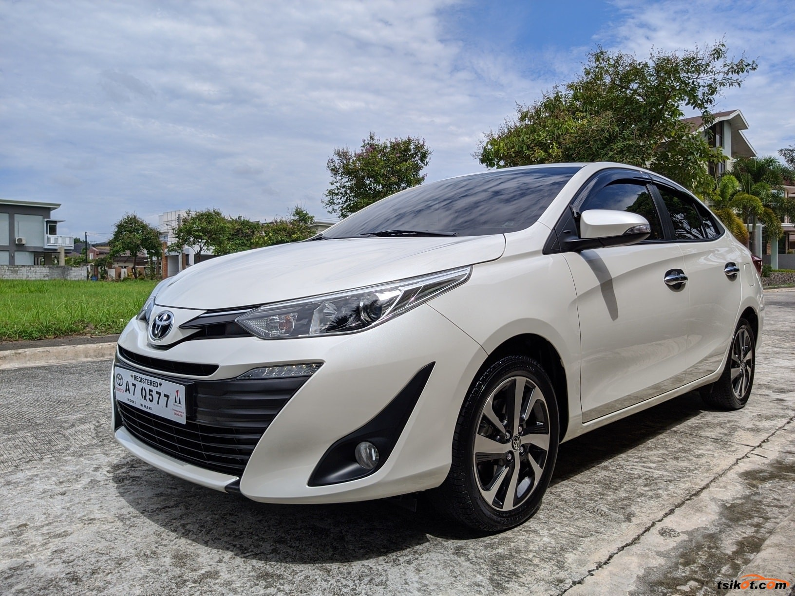 Toyota Vios 2018 - 1