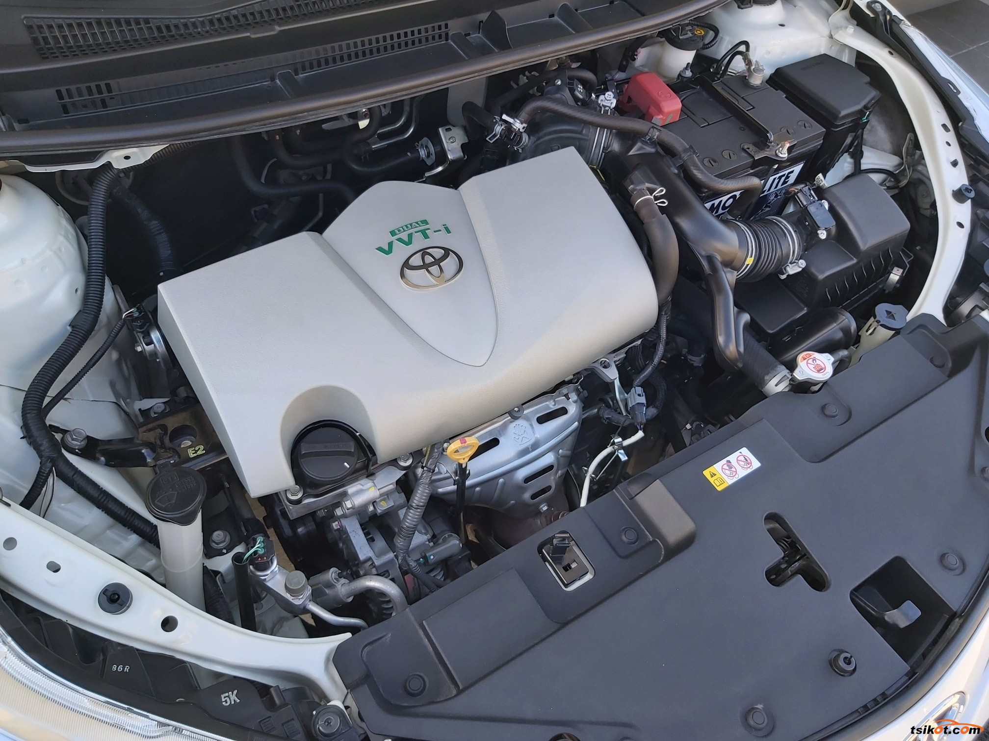 Toyota Vios 2018 - 9