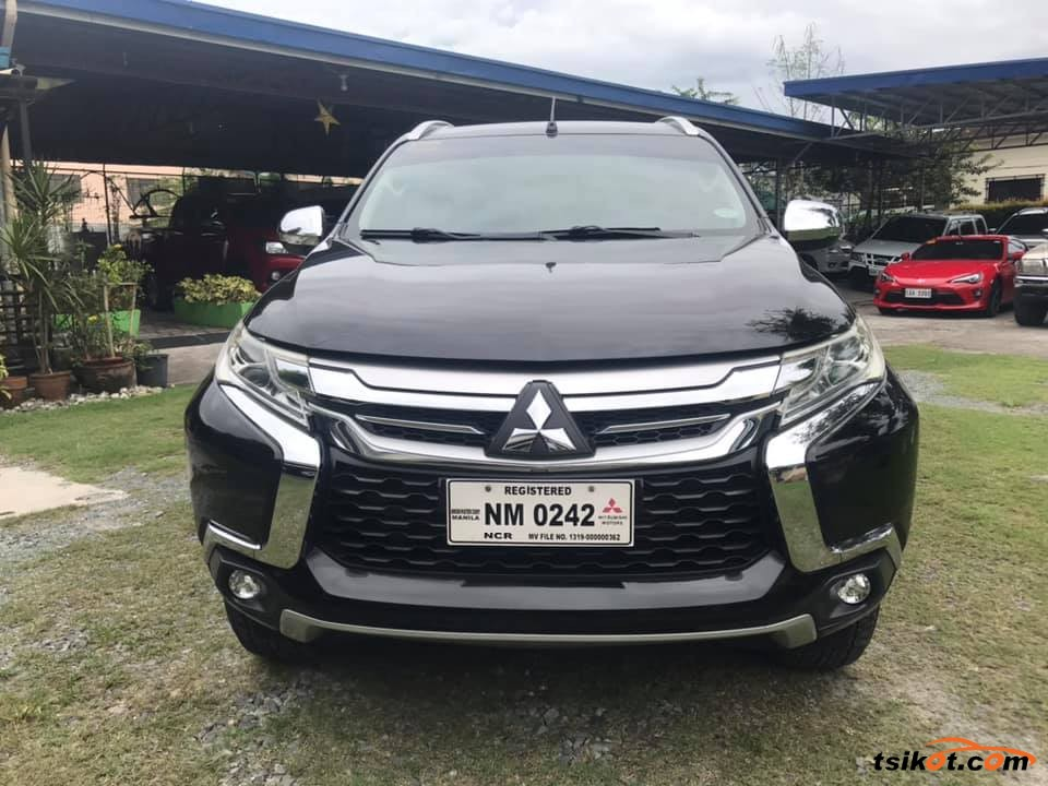 Mitsubishi Montero 2017 - 4