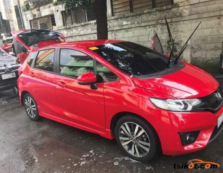 Honda Jazz 2017 - 2