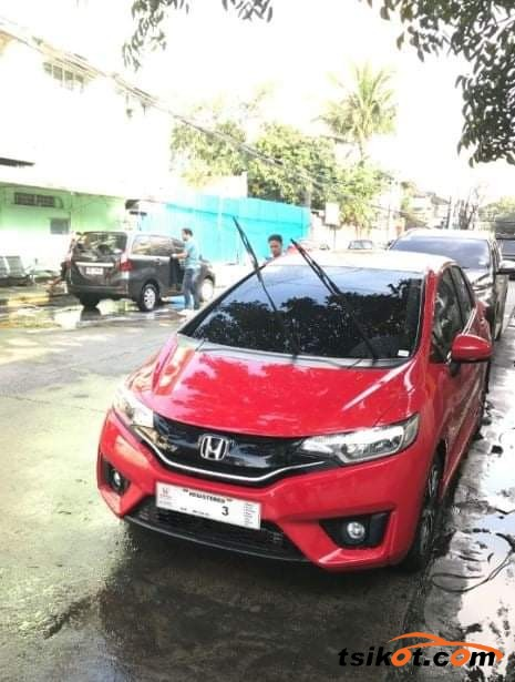 Honda Jazz 2017 - 4