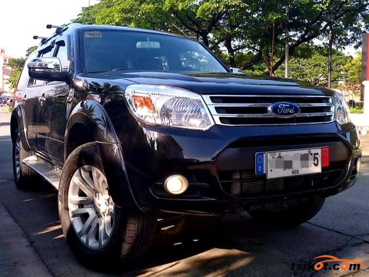 Ford Everest 2015 - 8