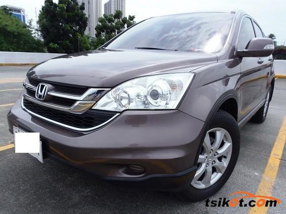 Honda Cr-V 2011 - 1