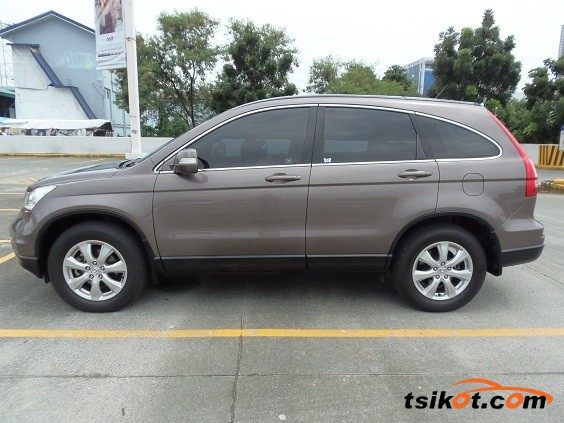 Honda Cr-V 2011 - 9