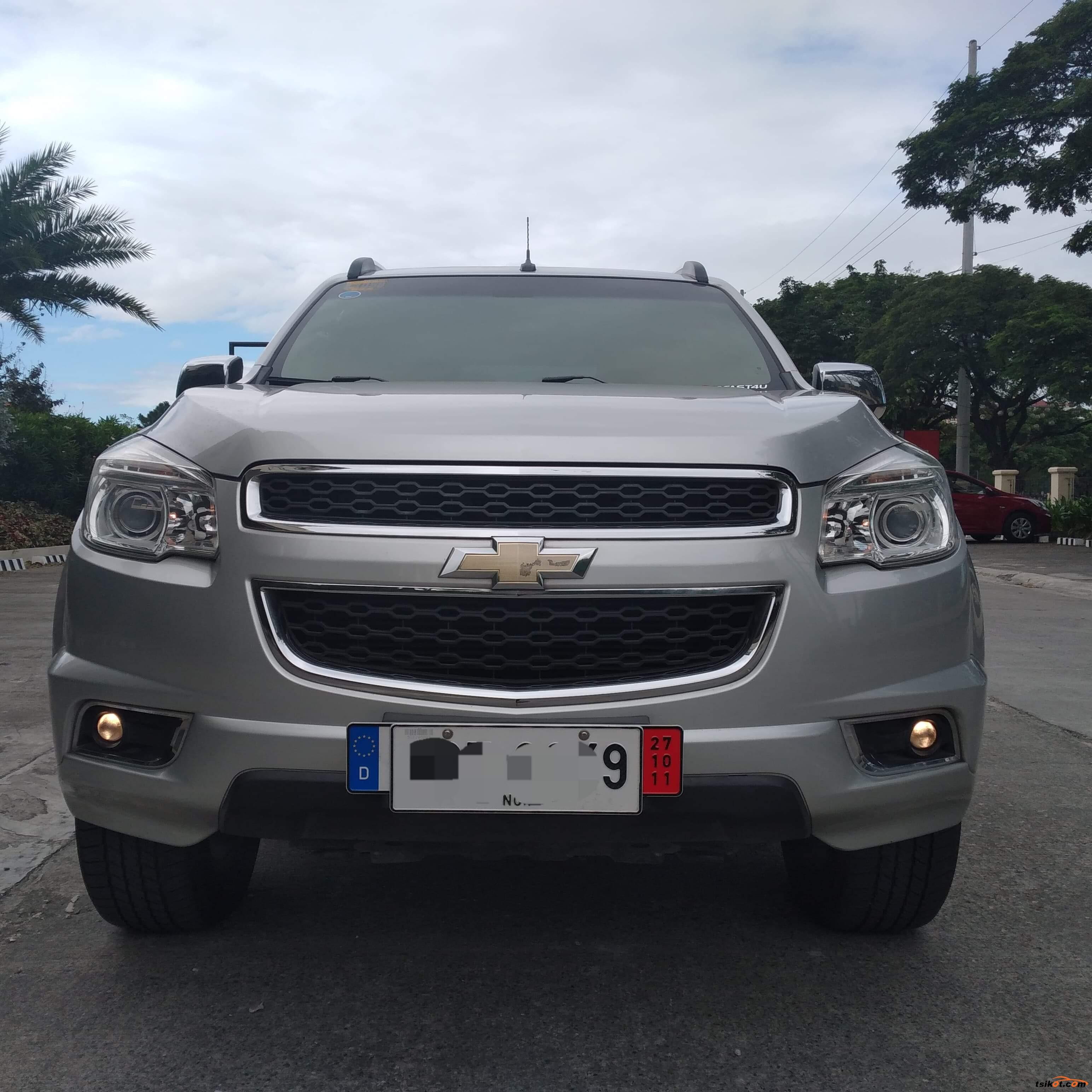 Chevrolet Trailblazer 2015 - 10