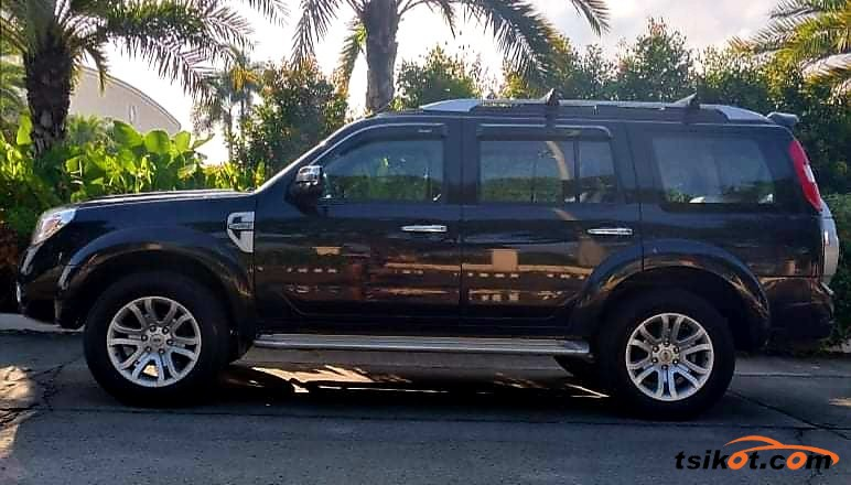 Ford Everest 2015 - 5