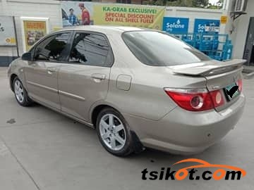 Honda City 2006 - 4