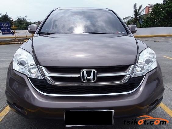 Honda Cr-V 2011 - 2