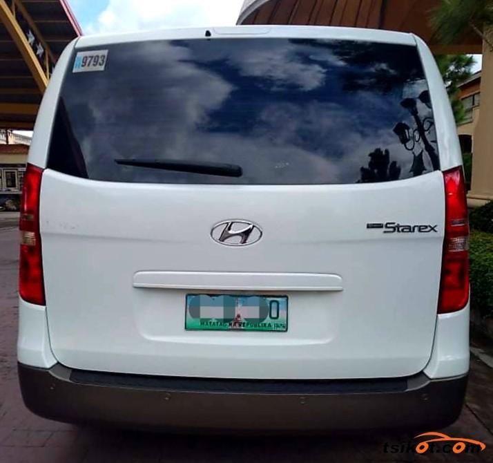 Hyundai Starex 2013 - 5