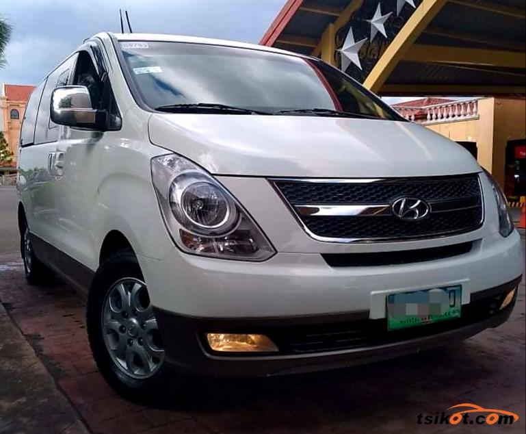 Hyundai Starex 2013 - 6