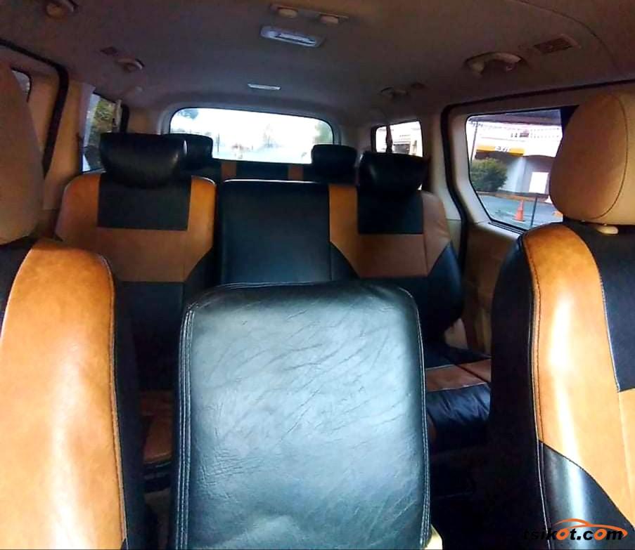 Hyundai Starex 2013 - 9
