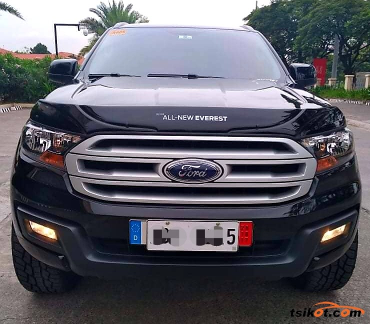 Ford Everest 2018 - 10