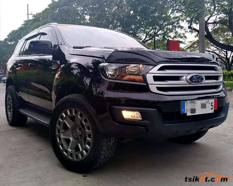 Ford Everest 2018 - 2