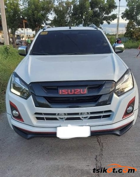 Isuzu D-Max 2018 - 1