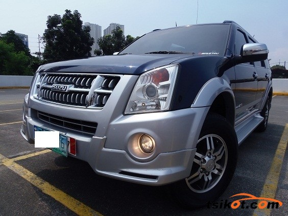 Isuzu Alterra 2012 - 2