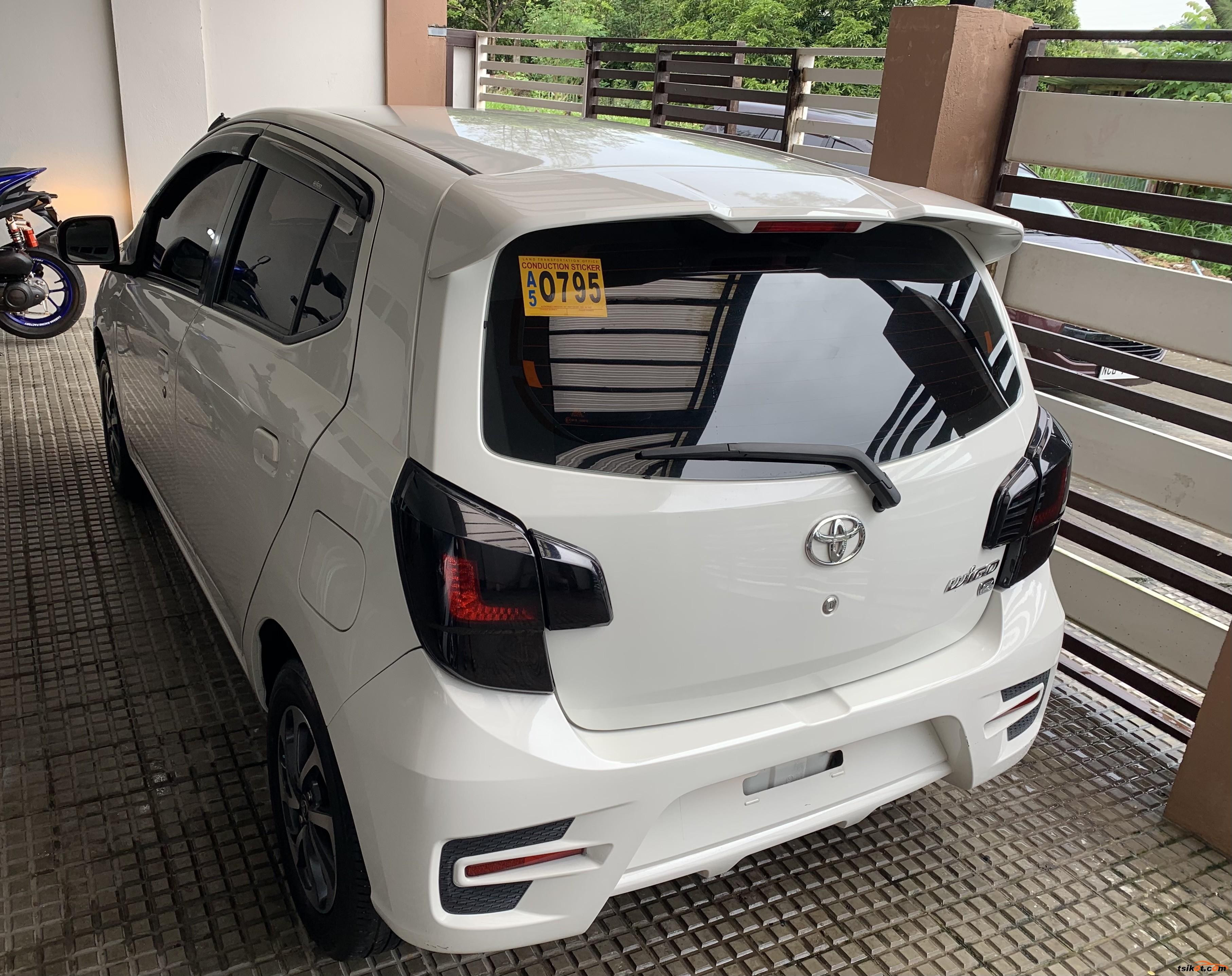 Toyota Wigo 2018 - 8
