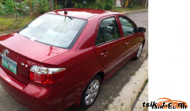 Toyota Vios 2006 - 1