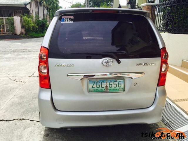 Toyota Avanza 2008 - 3
