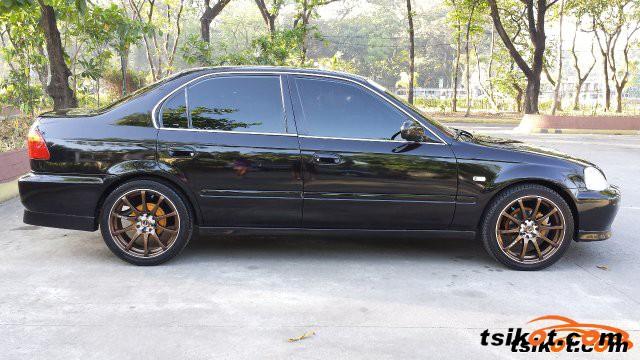 Honda Civic 1996 - 5