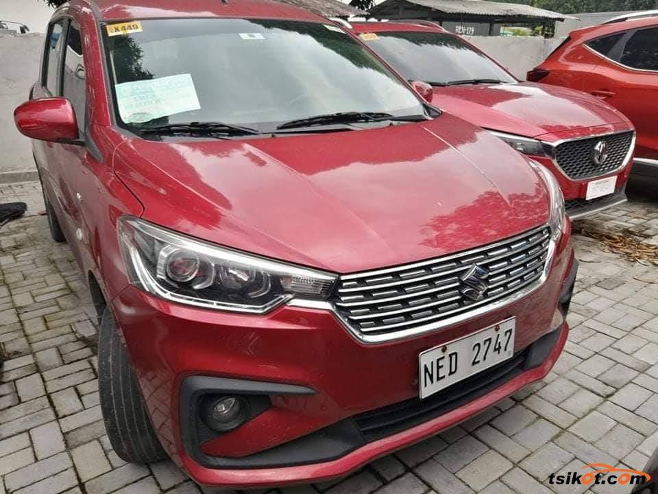 Suzuki Ertiga 2018 - 8