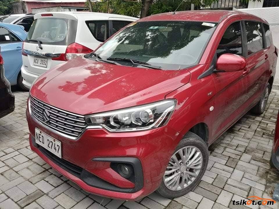 Suzuki Ertiga 2018 - 9