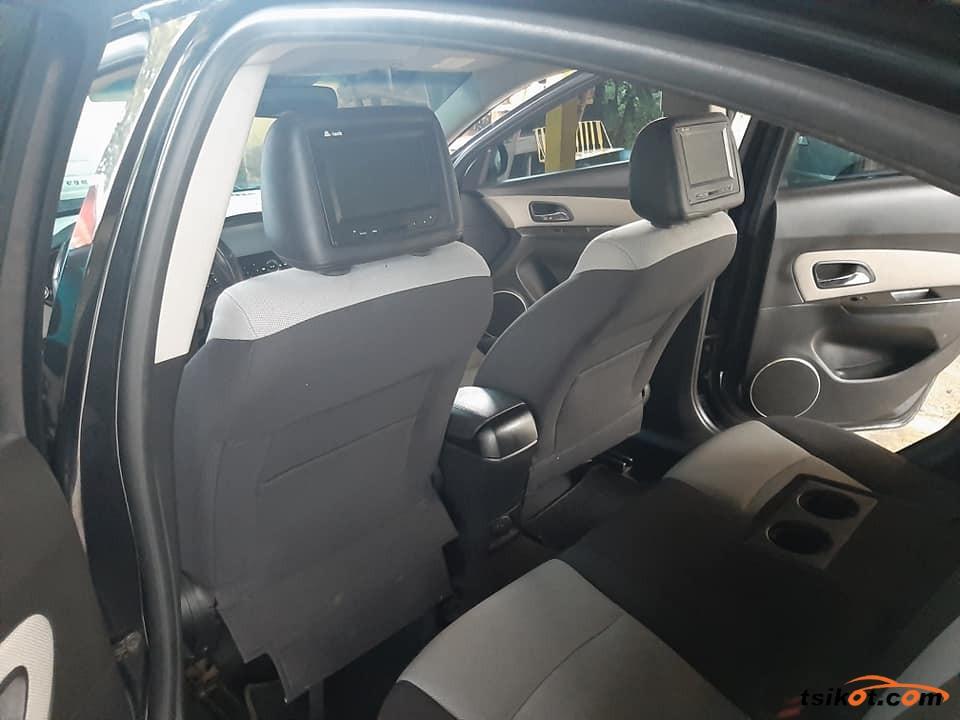 Chevrolet Cruze 2012 - 4