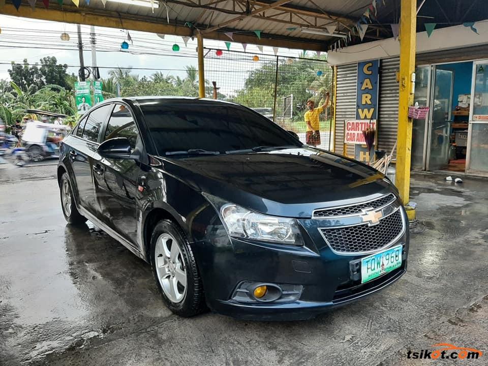 Chevrolet Cruze 2012 - 7