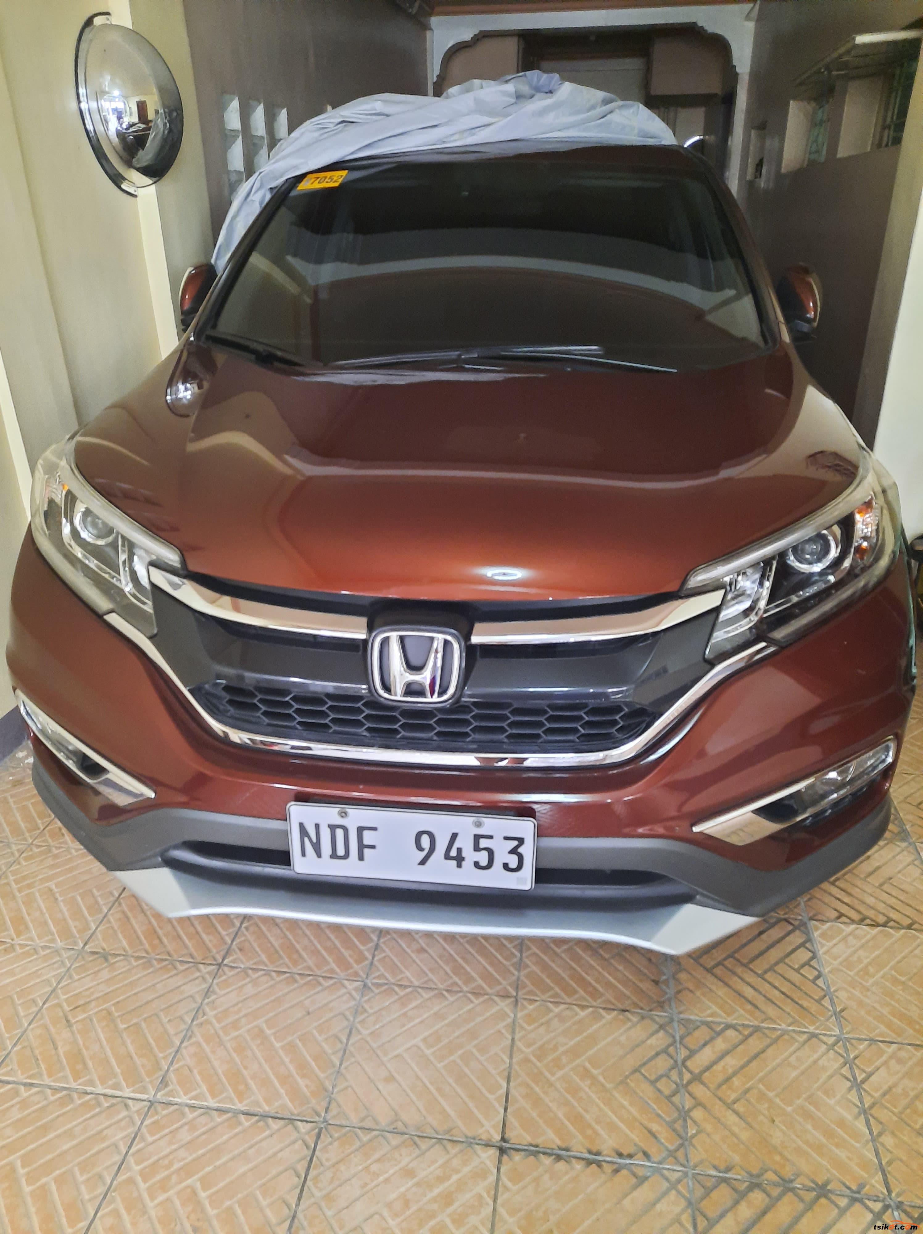 Honda Cr-V 2017 - 2
