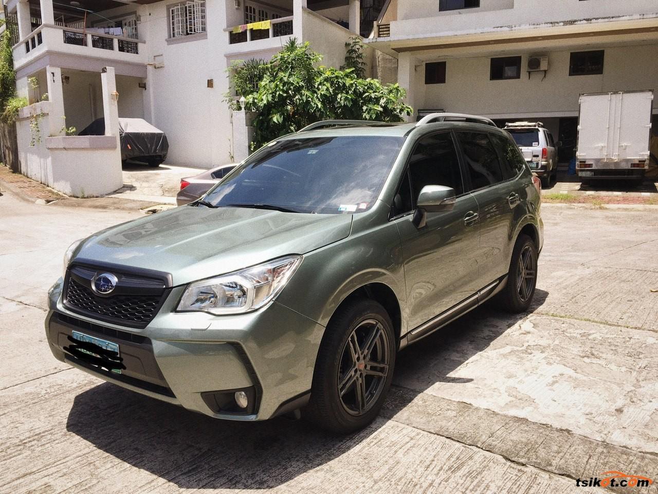 Subaru Xt 2014 - 10