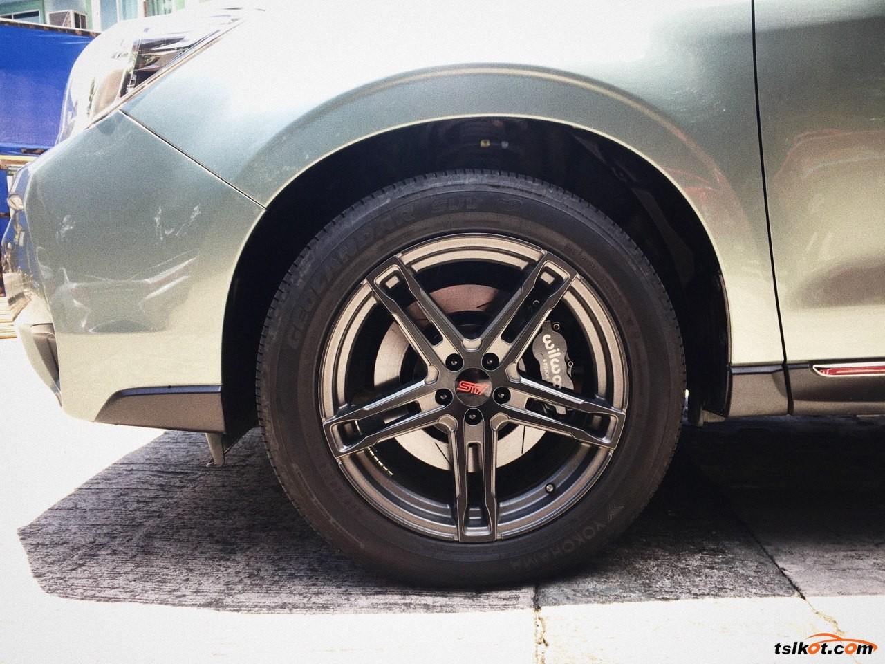Subaru Xt 2014 - 2