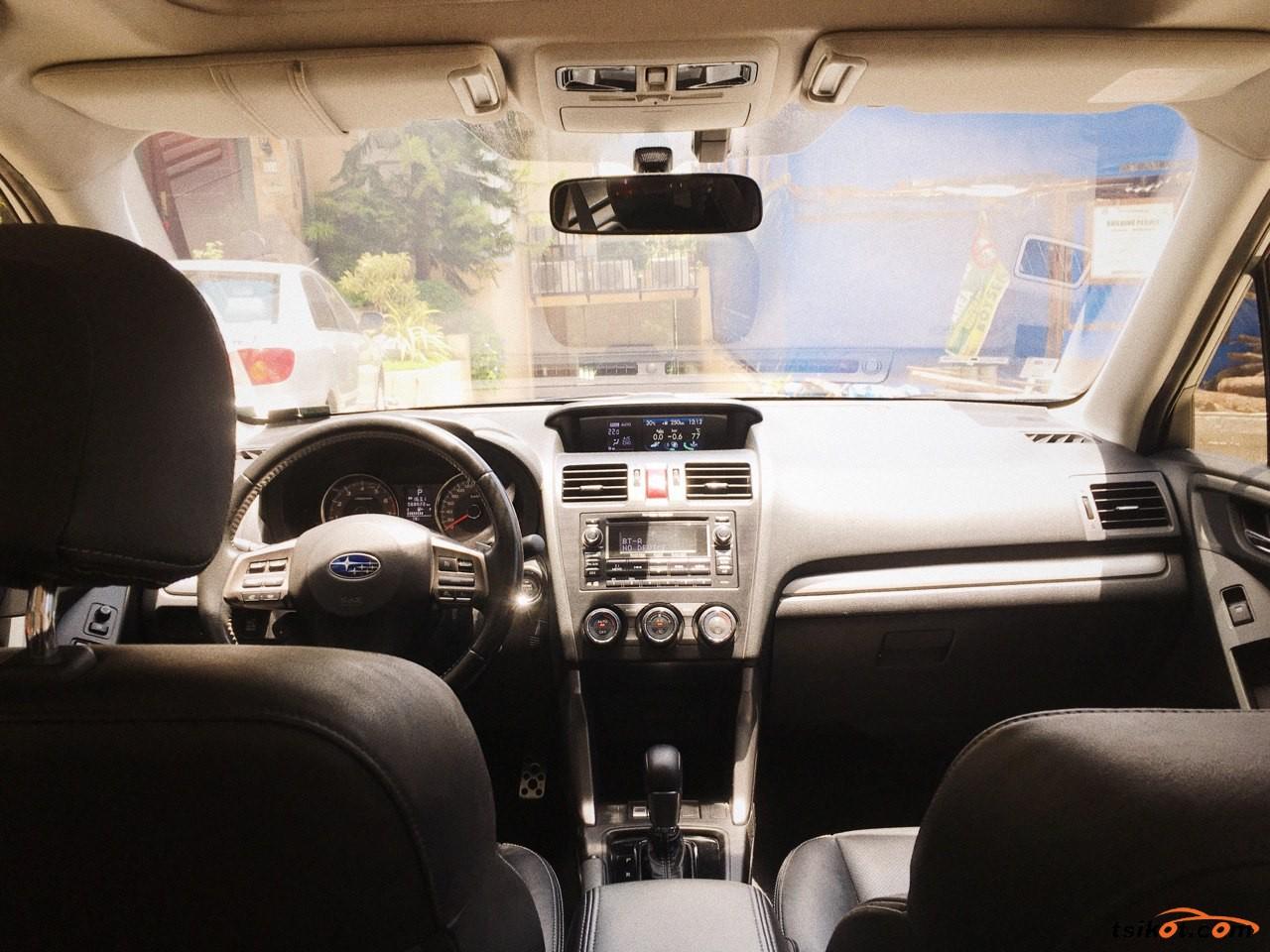 Subaru Xt 2014 - 4