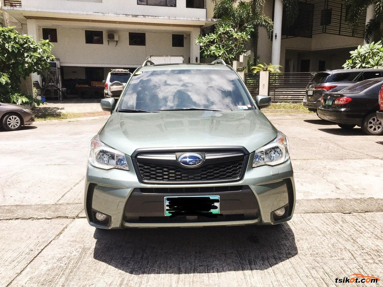 Subaru Xt 2014 - 8