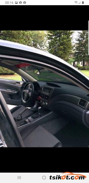 Subaru Impreza 2008 - 5