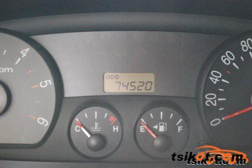 Hyundai Starex 2005 - 2